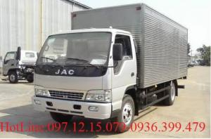 Bán xe tải JAC 4.99 TẤN