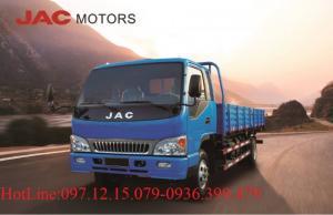 Bán xe tải JAC 7.25 TẤN
