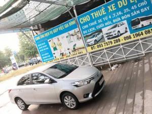 Cho thuê xe du lịch tự lái TP Hồ Chí Minh_Cần Thơ