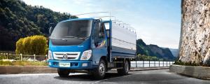 Các dòng xe tải nhẹ phục vụ cho nhu cầu hàng hóa tết