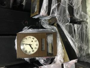 Đồng hồ treo tường 2 lỗ hàng japan giá 2tr