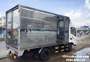xe tải veam vt252-1 thùng dài 4m15