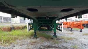 •Trọng lượng bản thân: 7.200 kg •Tải trọng chở hàng theo thiết kế: 31.880 kg •Khối lượng toàn bộ cho phép tham gia giao thông: 39.080 kg