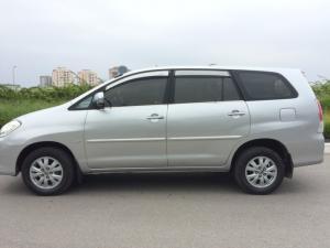 Bán Toyota INNOVA G Xịn đời 2009, màu bạc, chính chủ.