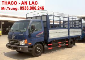 Xe tải Hyundai HD650 tải trọng 6t5