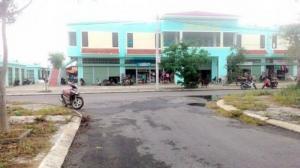 Bán đất dự án Center Mart mặt tiền chợ trung tâm Điện Nam Trung, bao sổ
