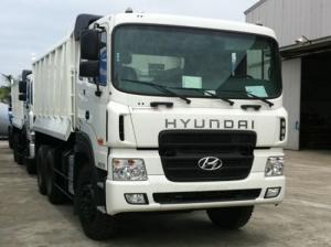 Thông tin Bán xe tải tự đổ Hyundai HD270 thùng 15 tấn 2016 – Gía 1 tỷ 700