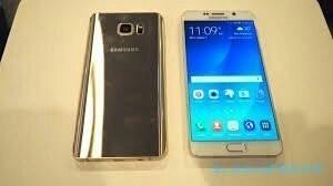 Galaxy note 5 gold 32gb