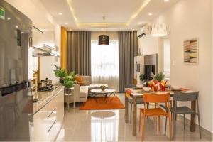 Phòng khách căn hộ 9 view
