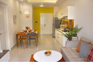 Phòng Bếp căn hộ 9 view