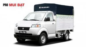 Suzuki Carry pro truck 750kg. Hỗ trợ trả góp 70% giá trị xe