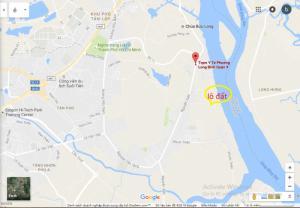 Đất thổ cư,đã có sổ, 54.8m2, Long Bình, Q9