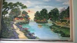 Vẽ tranh trang trí nội thất  tại Đà Nẵng