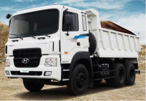 Xe Ben Hyundai Hd270 - 10 Khối - Lựa Chọn Hàng Đầu Cho Những Công Trình