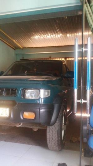 Bán xe oto UAZ Simbirth (Uoat) sx 2004