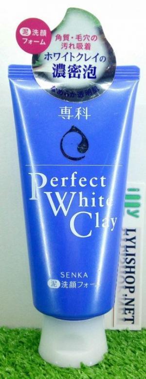 Sữa Rửa Mặt Shiseido Perfect Whip tuýp 120g từ Nhật Bản