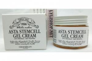 Kem chống lão hóa Asta Stemcell Gel Cream hãng Graymelin hủ 50g từ Hàn Quốc