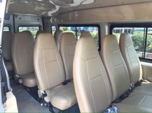 Transit 2016 chạy lướt odo 17000
