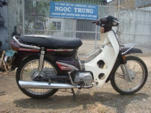 Honda Dream thái đời 98,xe zin,mới đẹp