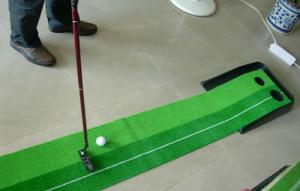 Lưới bao sân tập golf, màu xanh lợt