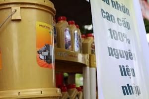 Muốn làm nhà phân phối độc quyền dầu nhớt