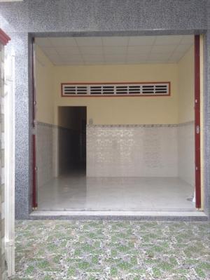 Nhà mới xây 320 triệu 64m2, tại ấp 1, xã trung an tp Mỹ Tho Tiền Giang
