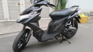 Suzuki Hayate ( skydrive ) nhập khẩu, màu đen