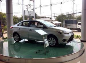 Toyota Vios 2017 1.5E, Số Sàn, Kinh Doanh Uber, Grab chỉ từ 90Tr.