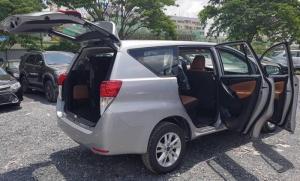Toyota Innova trả góp lãi suất thấp, sở hữu ngay, giao xe tại nhà cùng nhiều thông tin ưu đãi mua xe từ Đại lý Toyota 100% vốn Nhật - Toyota An Thành Fukushima, gọi ngay cho chúng tôi qua hotline tư vấn mua xe 0982 100 120