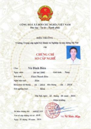 Đào Tạo Cấp Chứng Chỉ Gò Hàn 3G,4G Quảng Ninh Và Toàn Quốc