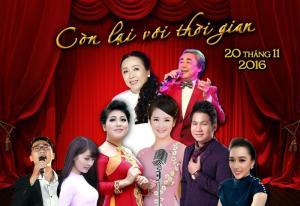 Bán vé đêm nhạc 20/11  Còn lại với thời gian tại Nhà hát lớn Hà Nội