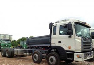 Mua xe tải JAC 4 chân nhận ngay ưu đãi lên...