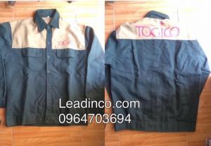 Chuyên đồng phục ngành chế biến thực phẩm, đồng phục công ty TOGICO
