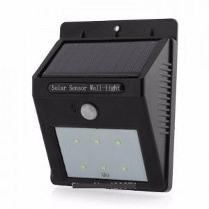 Đèn cảm biến EVER BRITE - Pin sạc năng lượng mặt trời - MSN383121