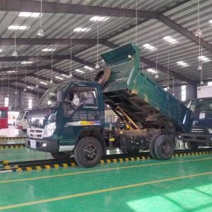 Xe ben, xe tải nặng, xe đầu kéo Thaco giá tốt