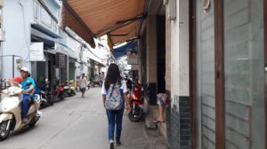 Bán nhà 2 mặt tiền hẻm 6m, Đinh Tiên Hoàng, 4.8x8.3, 3.65tỷ.