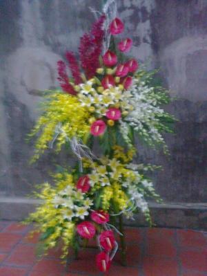 Hoa Tươi Ở Thanh Hóa -  Shop hoa nghệ thuật Thủy Tiên
