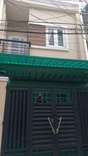Bán nhà 2.5 tỷ, 4x11m, 1 tấm hẻm 4m Đỗ Thừa Luông, P.Tân Quý, Q.Tân Phú