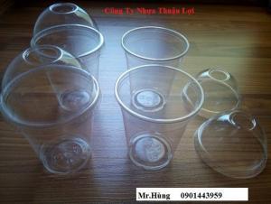 Ly nhựa dùng 1 lần tại Hà Nội
