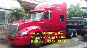 Xe đầu kéo Mỹ hoàng huy international Prostar Eagle máy Maxxforce đời 2012 giá tốt nhất