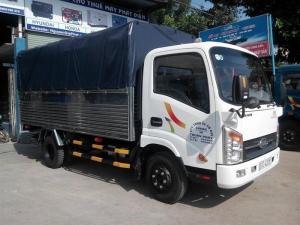 Xe tải VEAM VT200 1T9 cabin đầu vuông - kính điện
