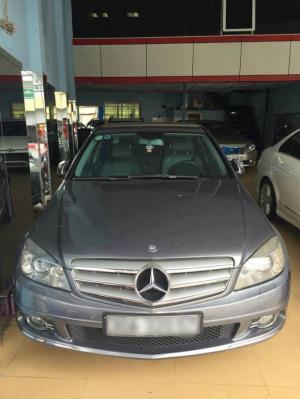 Bán xe Mercedes  Benz C230 đời 2009 giá 630 triệu tại Hà Nội