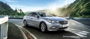 Bán xe Hyundai Sonata 2.0 AT nhập khẩu nguyên chiếc