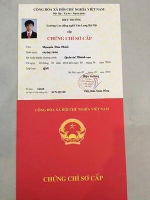 Đào Tạo Chứng Chỉ Quản Trị Khách Sạn Tại Nha Trang