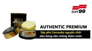 Authentic Premium – Đẳng cấp sáp phủ bóng xe hơi  đến từ Soft99 Nhật Bản