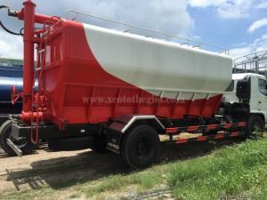 Bán xe tải hino chuyên chở cám gạo, bột mỳ...