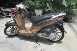 Phony 125cc nhập khẩu SYM màu nâu hiếm có biểm số TP