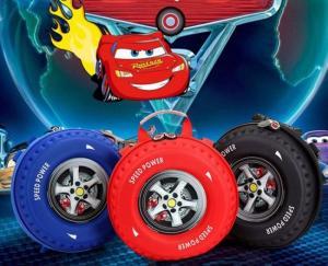 Ba lô hình bánh xe dễ thương cho bé