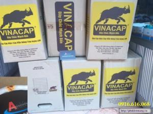 Cung cấp Cáp Vinacap Cat5e UTP,CÁP VINACAP CAT6E UTP chính hãng giá rẻ nhất thị trường