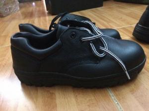 Giày bảo hộ lao động cao cổ, thấp cổ mũi thép, chất lượng